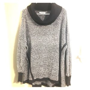 Maurice's marled cowl neck sweater